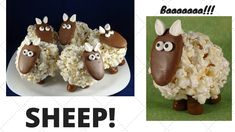 Popcorn Ball Sheep - with yoyomax12