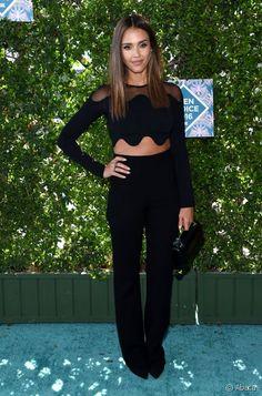 Jessica Alba aux Teen Choice Awards 2016.