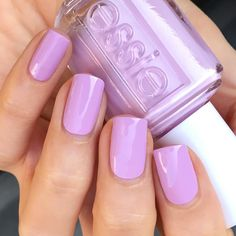essie Baguette Me Not S And S Nails, Hair And Nails, Essie Nail Polish, Nail Polish Colors, Nail Jewels, Beautiful Nail Art, Perfect Nails, Nail Trends, Manicure And Pedicure