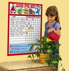 Good For Me Reward Kit - perfect for a behavior management tool at home or in a classroom