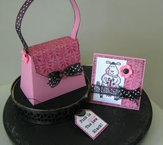 New SU purse template - Splitcoaststampers