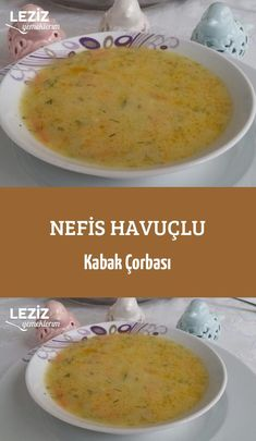 Delicious Pumpkin Soup with Carrot - - Nefis Havuçlu Kabak Çorbası Delicious Pumpkin Soup with Carrot Easy Chicken Recipes, Potato Recipes, Baby Food Recipes, Cauliflower Soup Recipes, Cauliflower Chowder, Roasted Cauliflower, Turkish Recipes, Ethnic Recipes, Easy Casserole Recipes