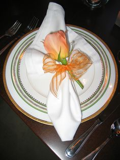 Thanksgiving 2012 Place Setting