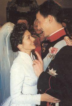Royal Wedding of Prince Joachim of Denmark and Alexandra Manley