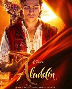 Will Smith, Naomi Scott, and Mena Massoud in Aladdin Aladdin Film, Watch Aladdin, Aladdin Cast, Naomi Scott, Disney Live Action Films, Disney Films, Saturday Night Live, Movies 2019, Hd Movies