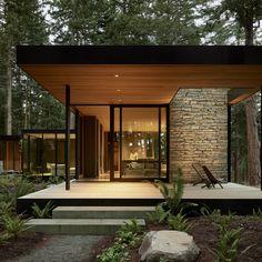 MW Works designs quiet dwelling for family farm in Washington
