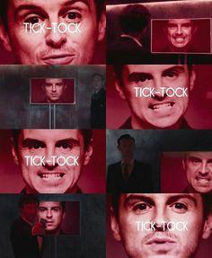 Image de sherlock, andrew scott, and jim moriarty Sherlock Holmes, Sherlock Fandom, Sherlock John, Sherlock Series, Jim Moriarty, Sherlock Quotes, Watson Sherlock, Sherlock Poster, Johnlock