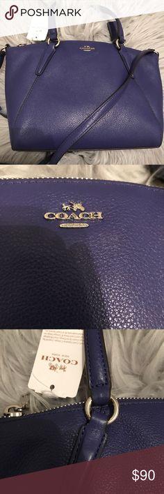 Brand New Coach Bag NWT brand new purple coach bag Coach Bags