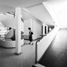 Villa #Savoye by Le #Corbusier - Photo © Daveybot