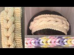 Saç Örgüsü Görünümlü Çok Kolay Saç Bandı Yapımı D I Y weave bandana construction do it yourself - YouTube