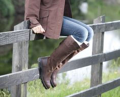 One of our favourite ladies Dubarry boots, Clare http://www.andersonsofdurham.com/en/ladies-shoes-and-clothing/dubarry-ladies-boots/dubarry-clare-boot.html