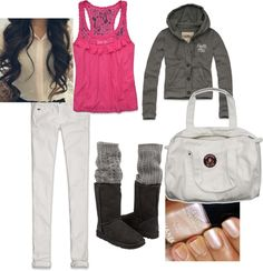 """""""School."""" by volleyball-lob on Polyvore"""