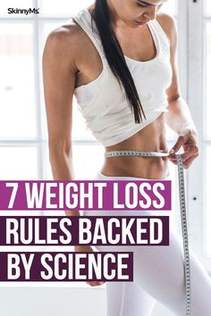 5 Weight Loss Rules Backed by Science that You'll Know You Can Trust These weight loss rules backed by science will provide us with a sturdy foundation on which we can build a truly healthy lifestyle. Weight Loss Meals, Weight Loss Drinks, Losing Weight Tips, Fast Weight Loss, Weight Loss Program, Weight Loss Tips, How To Lose Weight Fast, Weight Gain, Fat Fast