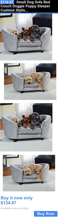 enchanted home pet manchester velvet tufted dog sofa with cushion color gray cushions colors and dogs