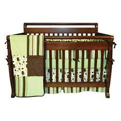 Crib Bedding that's not blue