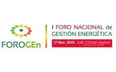 I Foro Nacional de Gestión Energética #ForoNacionalGestiónEnergética
