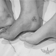 Mysterious Triangle Tattoo Ideas — Best Tattoos for 2018 Ideas & Designs for You