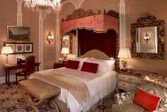 St Regis Hotel Florence -- Premium Deluxe room Florentine style