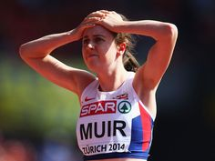 Result: Laura Muir, Laura Weightman fail to medal in women's 1500m final