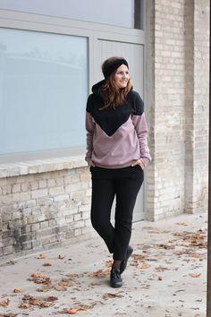 einfach. Innovativ. ideenreich. - jojolinos Webseite! Black Jeans, Normcore, Pants, Inspiration, Fashion, Website, Sewing Patterns, Simple, Kleding