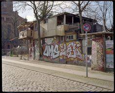 Baumhaus an der Mauer  2014, Kreuzberg, Berlin