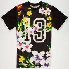 ASPHALT YACHT CLUB Varsity Tropics Mens T-Shirt #AYC