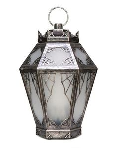 Spirit Halloween - motion activated Haunted Lantern