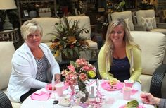 Our Go PINK! Luncheon was Wonderful! Thank you for all the generous donations to Fred Hutchinson Cancer Research Center.