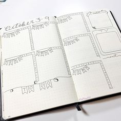 New week, new beginning! Or at least a reset chance to conquer the next 7 days  You can checkout my #planwithme #BLOGPOST over on my #tumblr    #bujo #bulletjournal #rhodia #webnotebook #dotgrid #newweek #spreademwidesunday on a Monday  #bujocommunity #bulletjournalcommunity #deeplannergirl #pgwbulletjournals #pgw #pgwhr #vaplannergirls #vaplanneraddicts #staycreative #stayorganized #mondaymotivation
