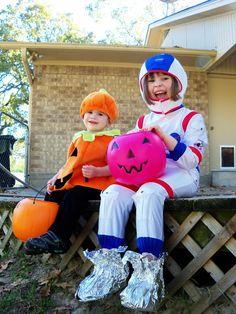 {late} Halloween Photo Bomb