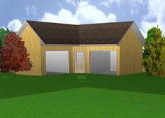 l shaped sheds