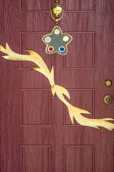 Post with 0 votes and 636 views. The door to the house complete with opening spell effects Birthday Themes For Boys, Third Birthday, First Birthday Parties, It's Your Birthday, First Birthdays, Birthday Ideas, Food Themes, Party Themes, Party Ideas
