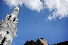 La Catedral Church. #Ecuador #City #Tours #Travel #Vacations