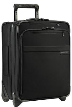 Best Carry-On Luggage: Briggs & Riley Commuter Expandable Upright Best Carry On Luggage, Travel Luggage, Travel Suitcases, Briggs And Riley, Flat Interior, Thing 1, Surf Shop, Mens Gift Sets, Man Fashion