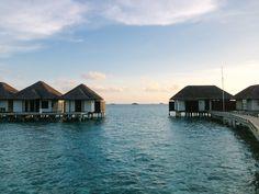 Enjoying silent moments on the Maldives on the FvF Travel blog http://travel.freundevonfreunden.com/