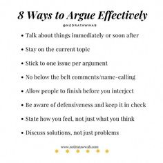 {The purpose of arguing is not to get your point across. The purpose of arguing is to resolve, grow and/or understand. Toxic Relationships, Healthy Relationships, Relationship Advice, Marriage Tips, Strong Relationship, Communication Relationship, Relationship Challenge, Relationship Problems, Happy Marriage