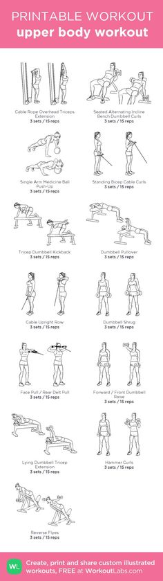 Fat Buster Upper Body HIIT Workout For Women