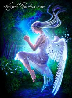 Angel ANAUEL: This angel helps you find true spirituality and gain wisdom. Protect against health problems, accidents and keep the peace in families and counteract the evil of enemies.