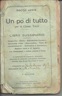 Il Solaio di Ottone: Un po' di tutto, sussidiario calsse terza, R. Janin, Viassone www.ilsolaiodiottone.blogspot.it