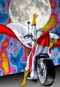 Retro Cartoons, Old Cartoons, Classic Cartoons, Anime Chibi, Manga Anime, Robot Cartoon, Vintage Pop Art, Cartoon Tv Shows, Foto Art