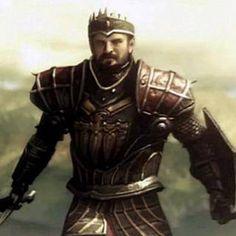 Arcania : Gothic 4 - Rhobar III Fighting in Paladin Armor