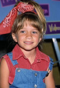 Mary-Kate Olsen,1993