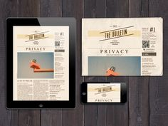 Bulletin for UCL   Editorial design on Behance