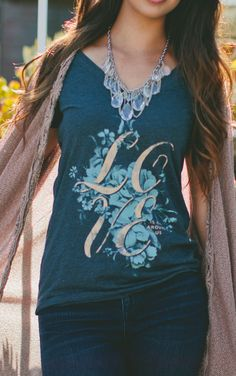 LOVE.    Your purchase of this shirt helps fund suicide prevention for a teen battling depression! Get it at #sevenly