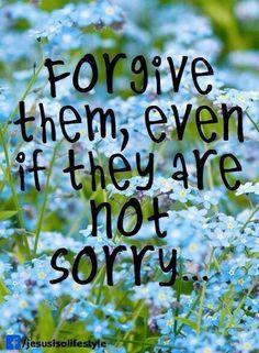 Sunday Photo: Forgiveness Quotes | Estilo Tendances
