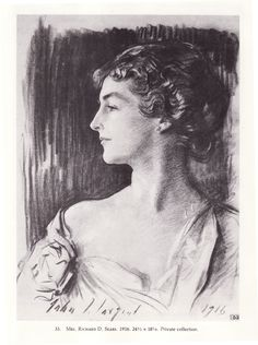 John Singer Sargent, Mrs. Richard Sears