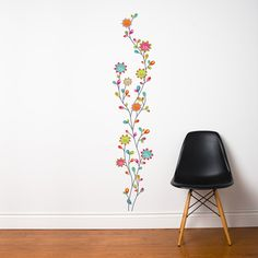 ADzif MIA112 Mia & Co Nature Dance Wall Decals | Lowe's Canada