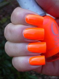 Melt Your Popsicle from Feel The Vibe ORLY summer collection