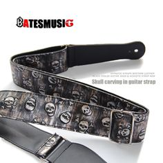 $8.00 (Buy here: https://alitems.com/g/1e8d114494ebda23ff8b16525dc3e8/?i=5&ulp=https%3A%2F%2Fwww.aliexpress.com%2Fitem%2FFree-shipping-Rock-you-guitar-strap-widening-folk-guitar-straps-electric-guitar-electric-bass-strap-Chocolate%2F32407464857.html ) Skull Devil Rock You Guitar Strap Widening Folk Guitar Straps Electric Guitar Strap Electric Bass Strap for just $8.00