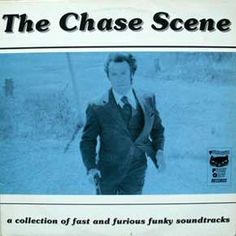 The Chase Scene: A collection of fast and furious soundtracks. Bootleg lp. 1994.
